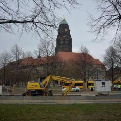 BV: Sanierung Fernwärmeleitungen Dresden