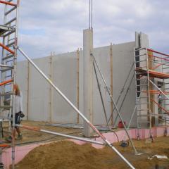 BV: JKI Neubau Mehrzweckhalle Pillnitz