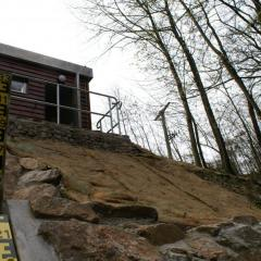 BV: Talsperre Klingenberg - Neubau Pegelhaus und Messsteg