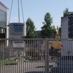 Abscheideanlage Umspannwerk Heidenau ( ENSO)