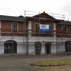 grundhafte Instandsetzung IHK Haus der Wirtschaft Zittau